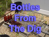 Bottles From The Dig